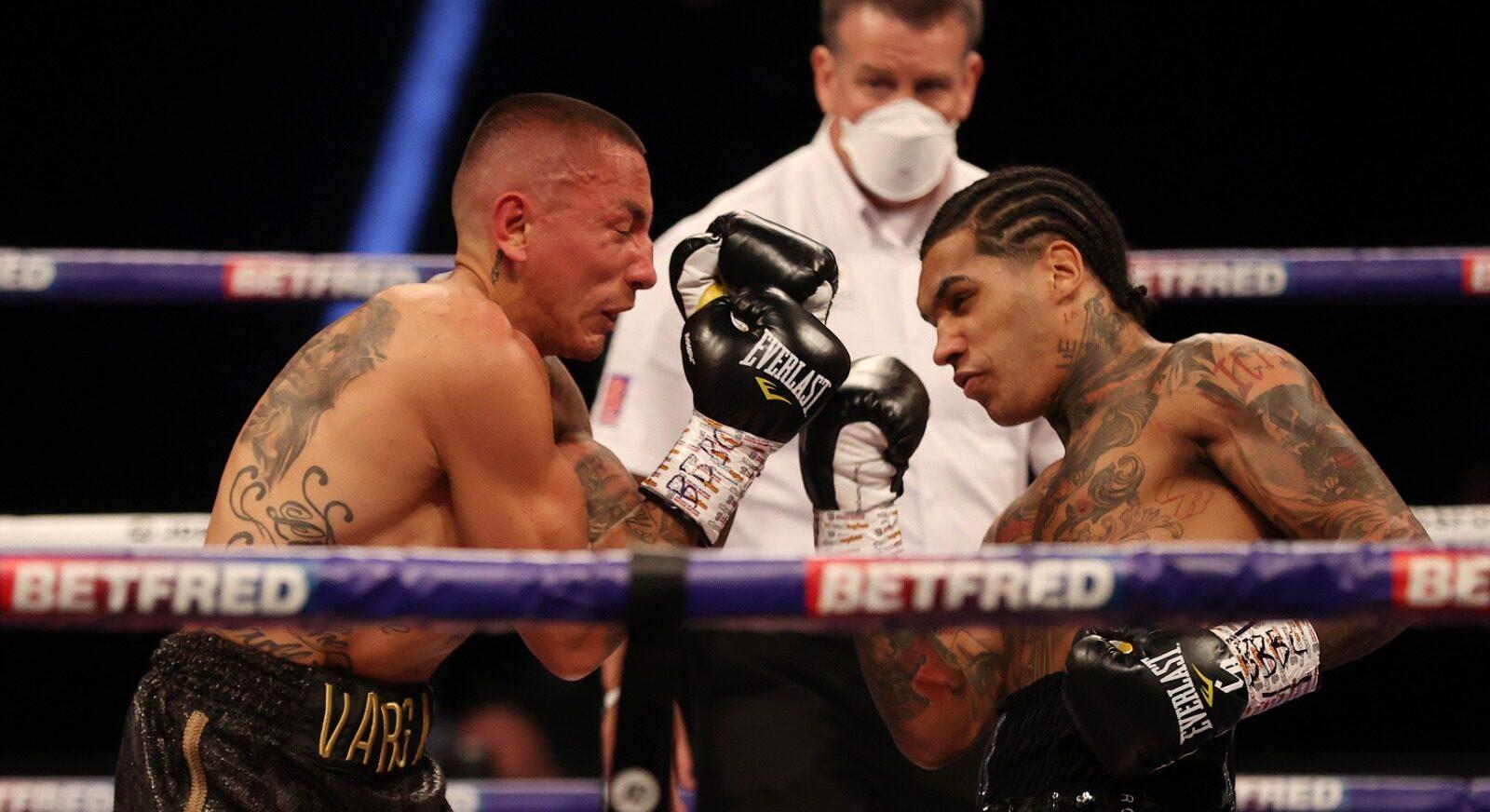 Conor Benn vs. Samuel Vargas Full Fight Card Report From London | Boxen247.com