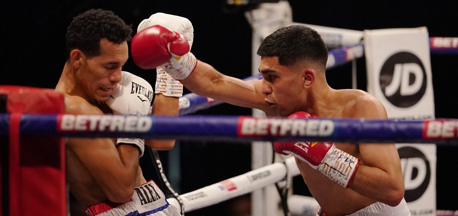 Kash Farooq vs. Alexander Espinoza | Boxen247.com